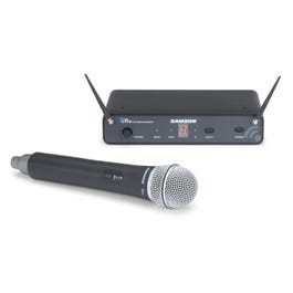 Image for Concert 88 Handheld 16-Channel True Diversity UHF Wireless System (D Band) from SamAsh