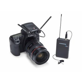 Image for Concert 88 Camera UHF Wireless Lavalier System (D Band) from SamAsh
