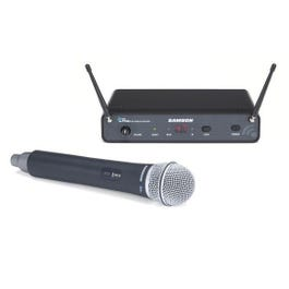 Image for Concert 88x Handheld Wireless System from SamAsh