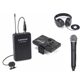 Image for Go Mic Mobile Combo Smartphone Wireless System from SamAsh