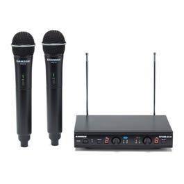 Samson Stage 212 Dual Performer Wireless System