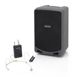 Image for XP106W-DE Rechargeable Portable PA System (B Stock) from SamAsh