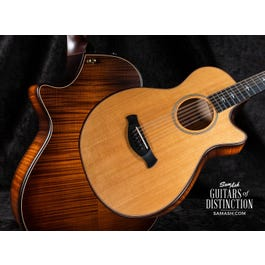 Image for Builder's Edition 652ce Natural 12-String Acoustic-Electric Guitar from SamAsh