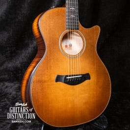 Taylor Guitars Builder's Edition 614ce Acoustic-Electric Guitar WHB