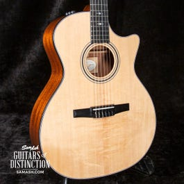 Image for 314ce-N Grand Auditorium Nylon-String Acoustic-Electric Guitar from SamAsh