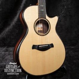 Taylor Guitars Builder's Edition 912ce Grand Concert Acoustic-Electric Guitar