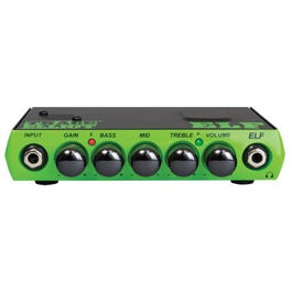 Image for Elf Compact 200W Bass Amplifier Head from SamAsh