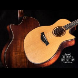 Image for Builder's Edition K14ce Acoustic-Electric Guitar from SamAsh