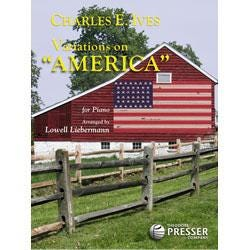 Image for Charles Ives Variations on America (Piano) from SamAsh