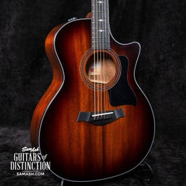 Image for 324ce Acoustic-Electric Guitar Shaded Edgeburst from SamAsh