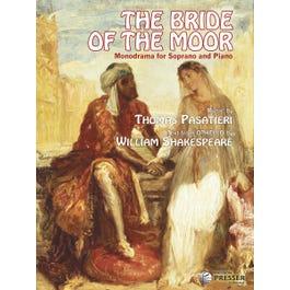 Carl Fischer Thomas Pasatieri-The Bride of the Moor