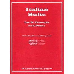 Carl Fischer De Luca-Italian Suite For B-Flat Trumpet and Piano