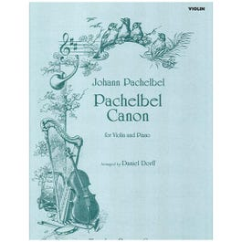 Image for Pachlebel Canon (Violin) from SamAsh