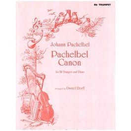 Image for Pachelebel Canon (Trumpet) from SamAsh