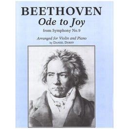 Image for Beethoven Ode to Joy (Violin) from SamAsh