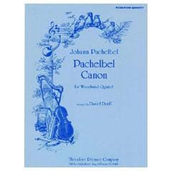 Image for Pachlebel Canon for 2 Flutes and Piano from SamAsh
