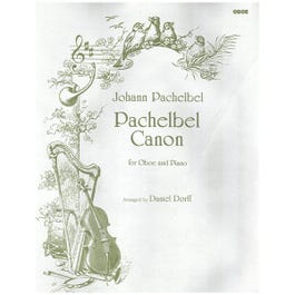 Image for Pachlebel Canon in D for Oboe from SamAsh