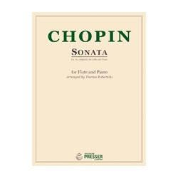 Image for Chopin Sonata for Flute and Piano Op 65 from SamAsh