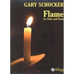 Image for Schocker-Flame for Flute and Piano from SamAsh