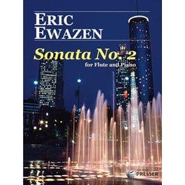Carl Fischer Eric Ewazen-Sonata No. 2