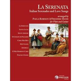 Carl Fischer La Serenata(Italian Serenades and Love Songs)
