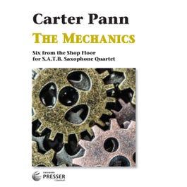 Carl Fischer Carter Pann-The Mechanics