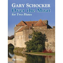 Image for Over The Moat For Two Flutes Gary Schocker from SamAsh