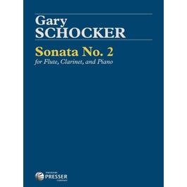Image for Schocker-Sonata No. 2 For Flute
