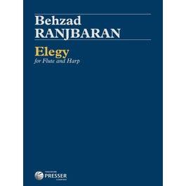 Carl Fischer Ranjbaran- Elegy For Flute And Harp