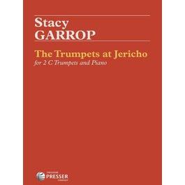Carl Fischer Garrop-Trumpets at Jericho - Trumpet 2 in Bb, Piano