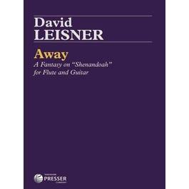 """Carl Fischer Leisner-Away Fantasy on """"Shenandoah"""""""