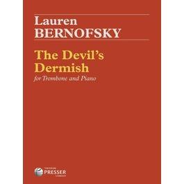 Hal Leonard Bernofsky-The Devil's Dermish For Trombone And Piano