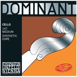 Image for Dominant Cello G String (4/4 Size) from SamAsh