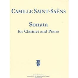 Image for Saint-Seans-Sonata for Clarinet from SamAsh
