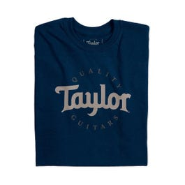 Image for Men's Two-Color Logo T, Navy from SamAsh