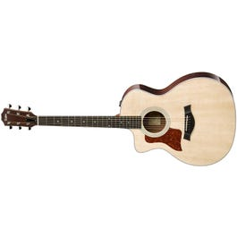Image for 214ce-DLX Deluxe Left-Handed Grand Auditorium Acoustic-Electric Guitar from SamAsh