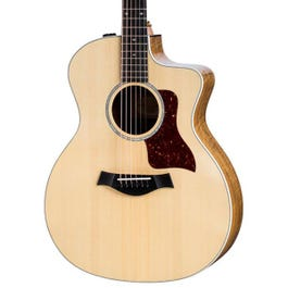 Image for 214ce-FO DLX LTD Limited Edition Figured Ovangkol Acoustic-Electric Guitar from SamAsh