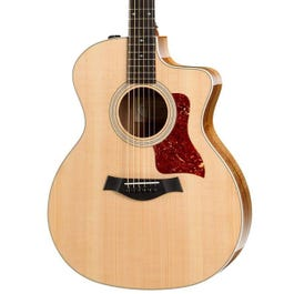 Image for 214ce-K-DLX Koa Deluxe Grand Auditorium Acoustic-Electric Guitar from SamAsh