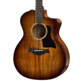 Image for 224ce-K DLX Koa Deluxe Grand Auditorium Acoustic-Electric Guitar from SamAsh