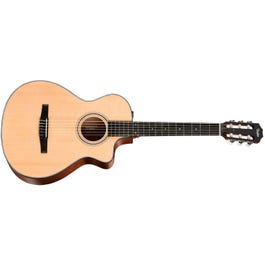 Image for 312ce-N Grand Concert Nylon-String Acoustic-Electric Guitar from SamAsh