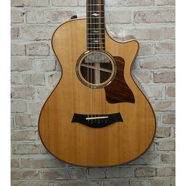 Image for 812ce 12-Fret Grand Concert Acoustic-Electric Guitar from SamAsh