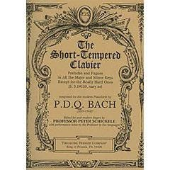 Image for Bach-The Short-Tempered Clavier (Piano) from SamAsh