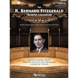 Carl Fischer The R. Bernard Fitzgerald Trumpet Collection Bernard Fitzgerald