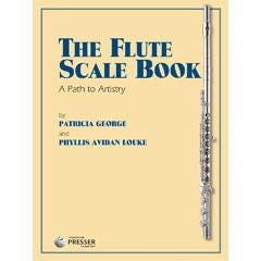 Image for The Flute Scale Book from SamAsh