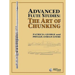 Carl Fischer Advanced Flute Studies: The Art of Chunking