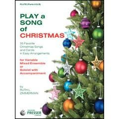 Image for Play A Song Of Christmas-Cello from SamAsh