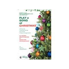 Image for Play A Song Of Christmas-CD-Rom with recorded piano accompaniments (MP3)and lyric sheets (PDF) from SamAsh