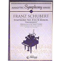 Image for Schubert Symphony No. 8 from SamAsh
