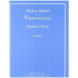 Carl Fischer Modern Method for The Violoncello Volume I