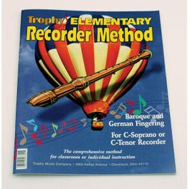 Image for Elementary Recorder Method from SamAsh